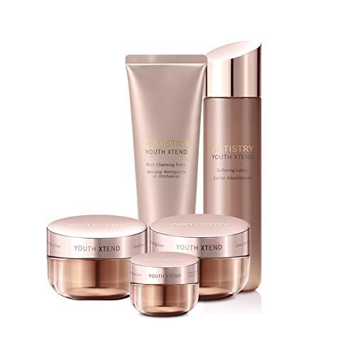 Power System mit Cremes - Hautpflegelösung für normale bis trockene Haut ARTISTRY YOUTH XTEND™ - Set mit 5 Produkten - Amway - Art.-Nr.: 123848)