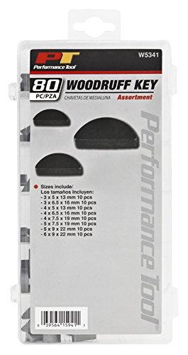 Automotive Performance Engine Woodruff Keys
