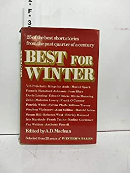 Best for Winter: A Selection from Twenty-Five Years of Winter's Tales 0312077084 Book Cover