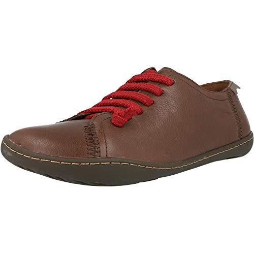 Camper Peu Cami Derby Shoes & Brogue Shoes Women Brown - 5.5 - Derby Shoes Shoes