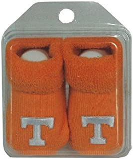 Game Day Outfitters NCAA Tennessee Volunteers Infant Bootie, One Size, Orange