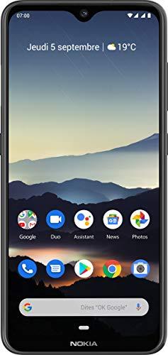 Nokia 7.2 Dual-SIM 4Go / GB/64GB Charcoal Android 9.0 Smartp