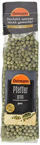 Ostmann Gewürze Pfeffer grün ganz, 4er Pack (4 x 40 g)