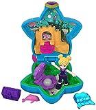 Polly Pocket Mini cofre acuario, muñeca con accesorios (Mattel FRY33)