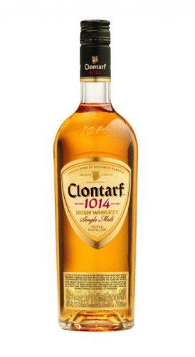 Clontarf Irish Single Malt White Label 0,7 Liter