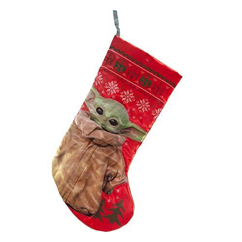 Star Wars Baby Yoda Christmas Stocking
