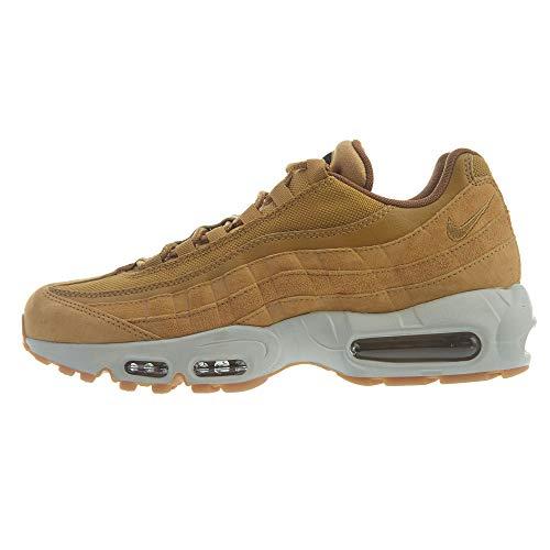 Nike Schuhe Air MAX 95 SE Wheat-Wheat-Light Bone-Black (AJ2018-700) 44 Beige
