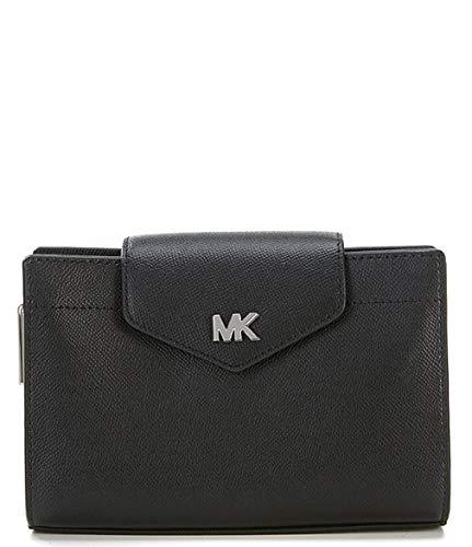 MICHAEL Michael Kors - Pochette a tracolla media, nero (Cruz V2 Fresh Foam), Taglia unica