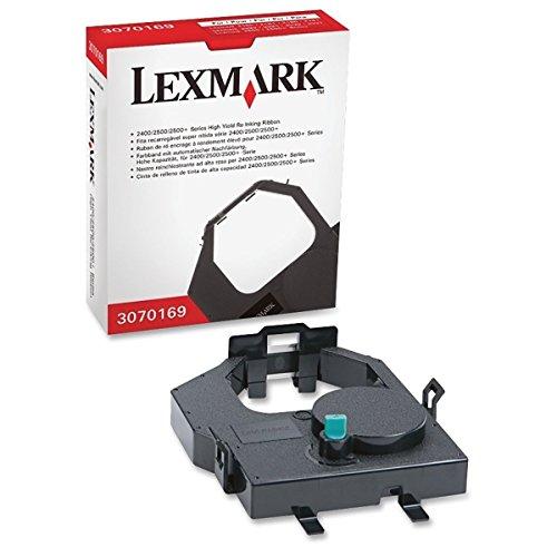 LEX3070169 - Lexmark High Yield Re-Inking Ribbon
