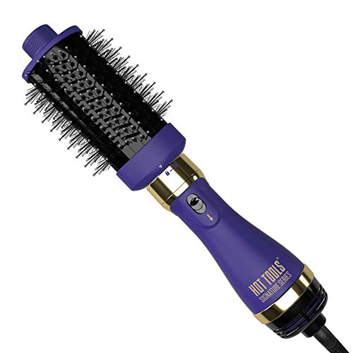 "Hot Tools Pro Signature Detachable One Step Volumizer and Hair Dryer, 2.4"" Small Barrel"