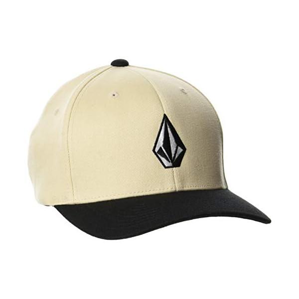 Volcom Men's Full Stone Six Panel Xfit Flexfit Hat