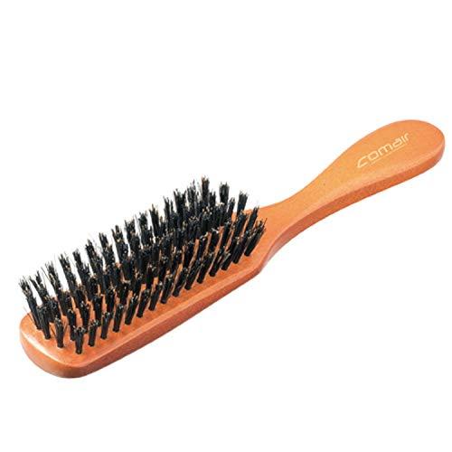 Comair 760039 Hair Brush Holzbürste (Wildschweinborsten)