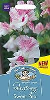 【輸入種子】 Mr.Fothergill's Seeds Sweet Pea Mayflower 400 スイートピー・メイフラワー400 ミスター・フォザーギルズシード