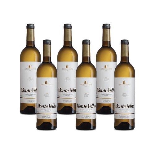 Monte Velho - Weißwein - 6 Flaschen