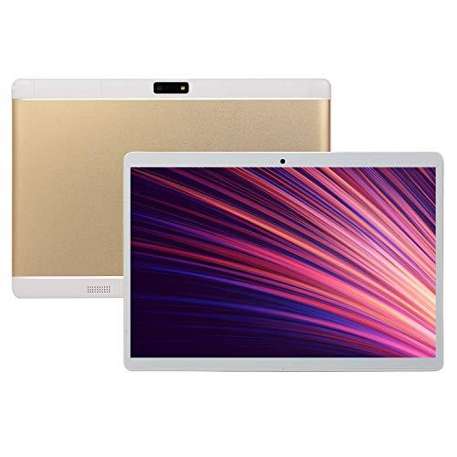 novi Tableta de 10 Pulgadas, Pantalla HD de Llamadas, WiFi Bluetooth (32 GB, 2 GB de RAM, Android 8.0, Bluetooth)