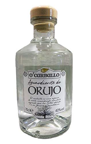 Aguardiente de Orujo OCarballo blanco