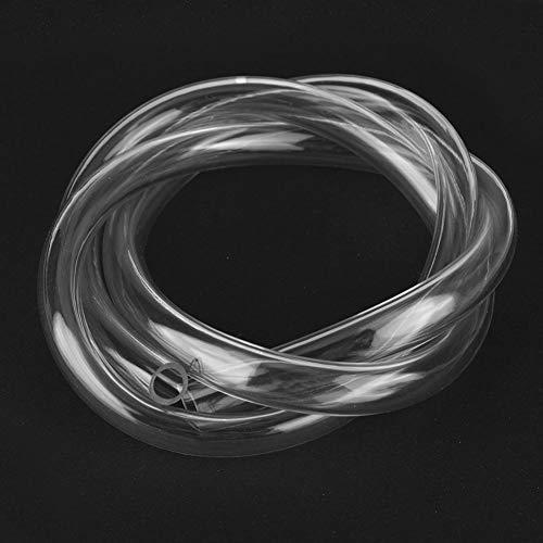 Haokaini 1 m transparante zachte sanitaire slangen PVC-buis waterpomp flexibele slang voor computer-PC-waterkoeling