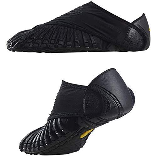 2-2 Unisex Adult F Low-Top-Schuhe mit fünf Fingern, Herren- und Damen-Murble-Sneaker-Wickelschuhe für Wandern/Yoga/Fitnessstudio/Sport/Strand/Indoor-Training Fitness,N-XXL