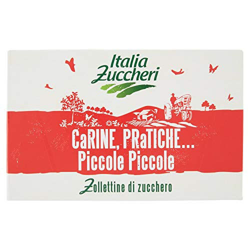 Italia Zuccheri Zucchero a Cubetti, 1kg
