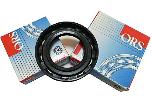 spares2go Drum Bearing & Oil Seal Kit für Candy Waschmaschine (6205Z/6204Z)