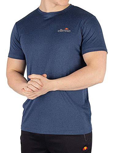ellesse Becketi Herren-T-Shirt L Navy Ton