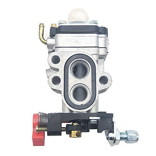 QH Carburador Compatible For KAAZ Kawasaki TJ35 TJ35E TJ35V 35CC Cortasetos Carburador Soplador Carby Herramientas De Jardín