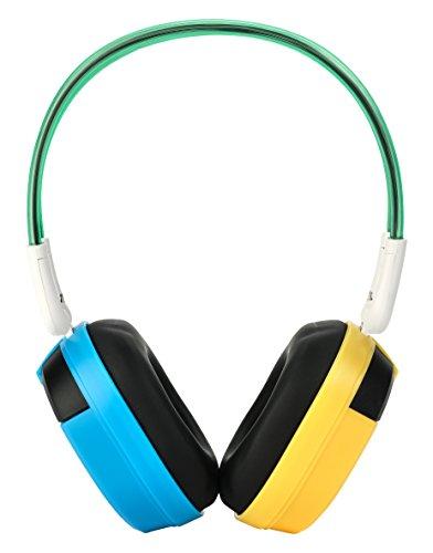 Bravo View IH-03A - Kid Friendly Automotive IR Wireless Headphones (Single Source)