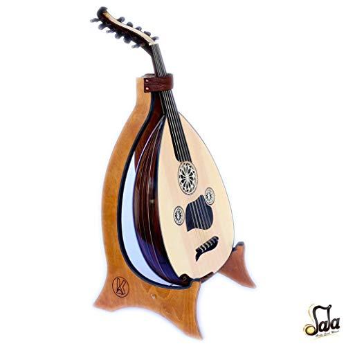 Oud Stand KOS-204 | Ständer für Oud String Musikinstrument