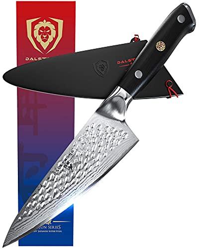 DALSTRONG Chef Knife - 6' - Shogun Series - Damascus - Razor...