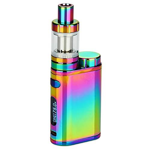 Eleaf Istick Pico (Abbagliante) Kit 75W con verifica Etichetta E-Sigarette Senza Nicotina