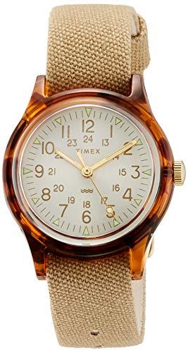 [TIMEX] 腕時計 オリジナルキャンパー TW2T96100 レディース ベージュ