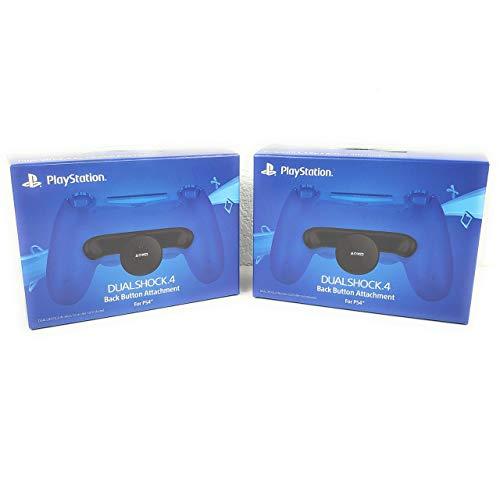 Sony DualShock 4 Controller Back Button Attachment, 2-Pack