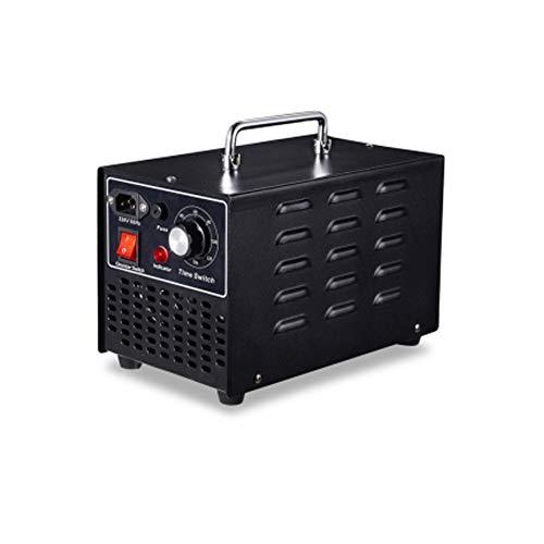 El generador de esterilizador de ozono purificador de aire esteriliza y limpia eficientemente para eliminar contaminantes, se puede usar en el dormitorio, la cocina, el baño, la sala de estar, el aut