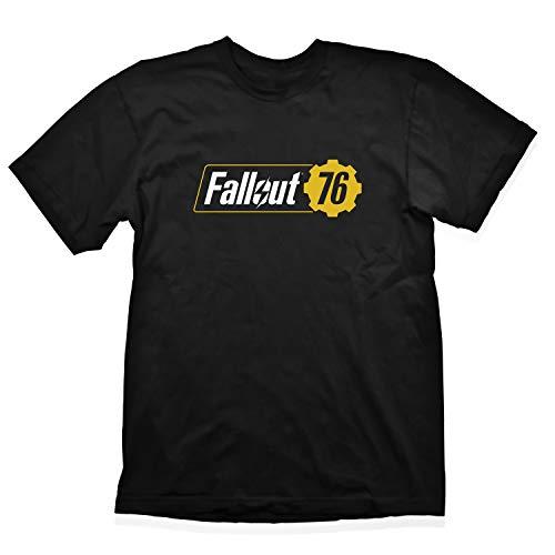 """T-Shirt (S) Fallout """"76 Logo"""""""