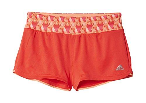 adidas Damen Fußballshorts Grete Q1 Fuβballshorts, Rot, XL