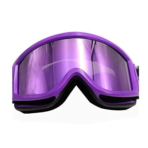 RWX HD De Doble Capa Anti-Niebla Gafas De Esquí, Gafas De Trabajo para Hombres Y Mujeres, para Actividades Al Aire Libre, Montañismo, Esquí
