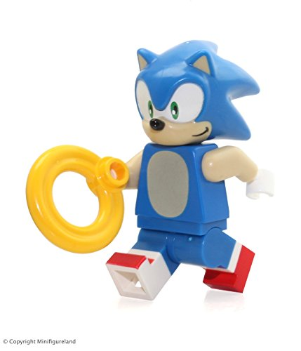 Lego Sega Dimensions Minifigure Sonic The Hedgehog With Ring 71244 Buy Online In Brunei Lego Products In Brunei See Prices Reviews And Free Delivery Over Bnd100 Desertcart