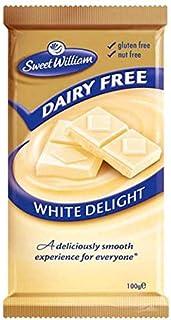Sweet William White Chocolate Bar 100 g