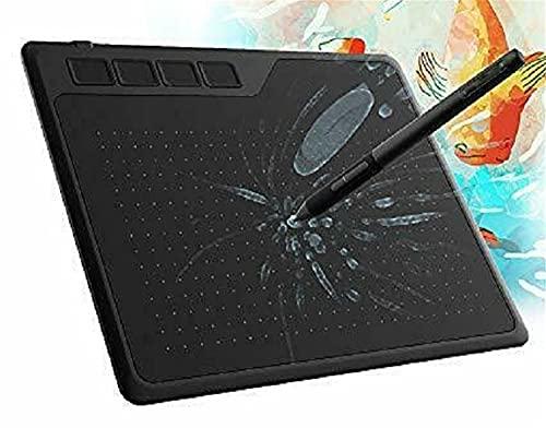 Xyfw Tablero Digital De 6.5 X 4 Pulgadas Compatible con Android Phone Windows Mac OS System Tableta Gráfica para Dibujar Y Reproducir OSU