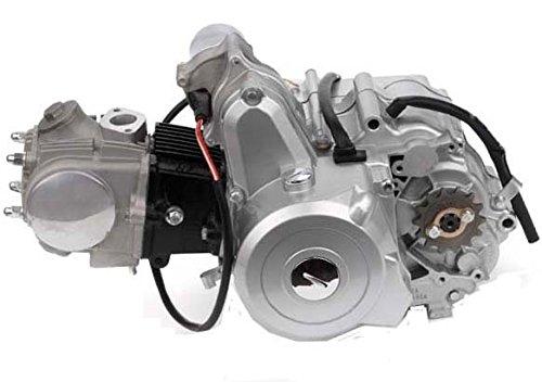 49ccm Motor Dirtbike Pitbike 4 Gang 4 Takt Cross DAX Monkey Manuell Anlasser