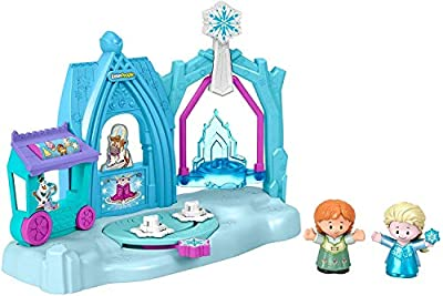 Fisher-Price Disney Frozen Arendelle Winter Wonderland by Little People by Fisher-Price