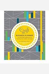 Craft Inc. Business Planner Spiral-bound