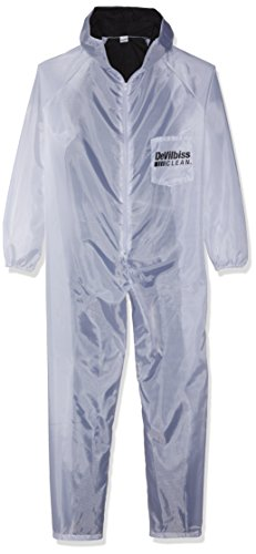 DeVilbiss 803597 lbiss Clean(TM) Reusable Painting Coverall