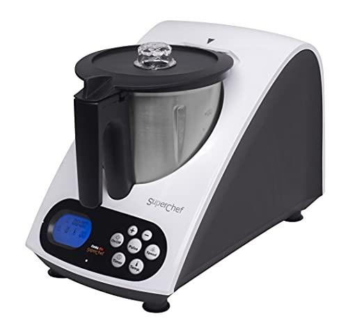 Superchef cookmix – Robot de cuisine Cook & Mix va 1500 avec 11 fonctions