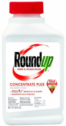 Roundup 070183500550 Weed & Grass Killer Concentrate Plus