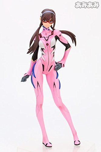 Kuji Evangelion third impact C Awards Mari Illustrious Makinami figure Lawson Ver most. (japan import)