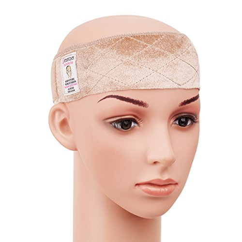 Dreamlover Elastic Wig Grip Headband, Adjustable Non Slip Velour Thin Wig...