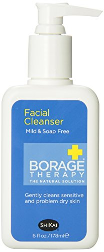 Shikai Borage Therapy Facial Cleanser