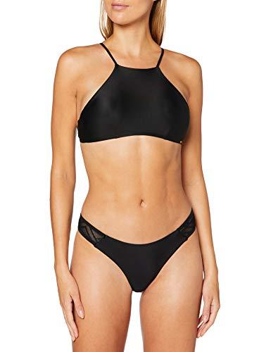 O'NEILL PW Soara Koppa - Bikini da Donna, Donna, Bikini, 0A8310, Nero, 36