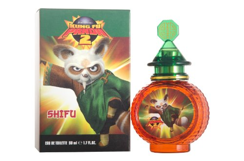 Dreamworks First american brands kung fu panda 2 shifu 50 ml eau de toilette spray für sie oder ihn 1er pack 1 x 50 ml